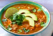 Soups/Stews / by Katherine Negron