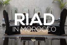 Riad in Morocco / http://www.myboutiquehotel.com/mag/riads-morocco/