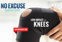 Knee-safe workouts
