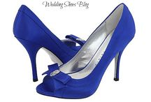 Blue Wedding Shoes / Sophisticated and classy a collection of Blue shoes for wedding.  http://bit.ly/1iATk4e