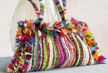 ideas for woven bags