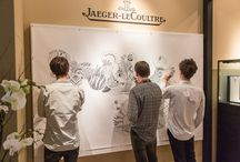 Jaeger-LeCoultre and Art / by Jaeger-LeCoultre