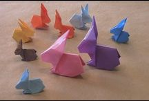 origami and paper craft