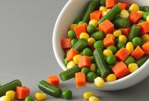 recipes mixed frozen vegetables