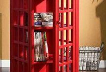 British Phone Booth Ideas