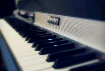 Keyboards / by Johnathan Williams