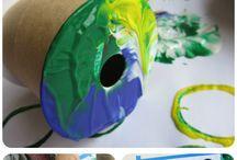 recycle - education / by Jennifer Nejman