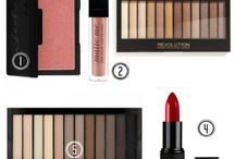Make-up Obsessions / Make-up reviews and obsessions