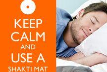 Keep Calm su Facebook  / Campagne Keep Calm per Shakti Mat