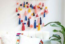 DIY Wall Hangings