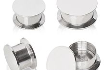 Screw Fit Stash Plugs / Wicked Screw Fit Stash Plugs