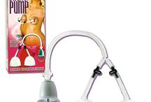 Clit & Nip Suction / We guarantee durability, versatility and great pleasure with our clit and nip suction pieces. These sex toys are great for clitoral and nipple stimulation.