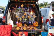 Halloween Trunk or Treat / by Southern Charm Wreaths