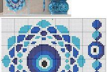 Stitch  ideas / by friendship bracelet therapy