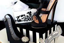 tartas zapatos y bolsos