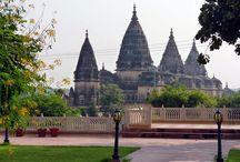 le centre de l'Inde / le centre de l'Inde