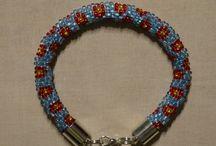 Biżuteria koralikowa / Ręcznie robiona biżuteria