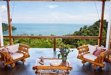 Inspiring Interiors / Inside the #villas at Tulemar, inspirations for your dream #home.  Come stay with us in Costa Rica!  www.4tulemar.com