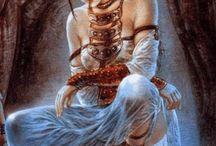 Wild sacred feminine
