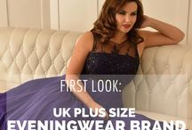 Plus Size Evening Wear Dresses / by The Curvy Fashionista