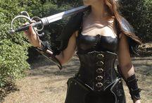 Vrouwen zwaard