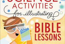 Bible lessons the fun way / by Amber Khan