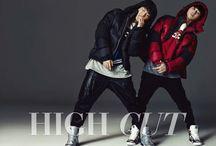 B.I & Bobby & Minho ❤️