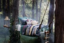 Treetopia / Treehouse fascination / by Amanda Trevelino