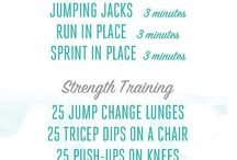 Fitness / Workouts, Workout advise