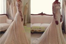 Wedding Ideas/ Dresses