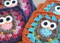 crochet {granny square} / by Jo Lin Ong