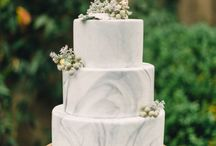 Cake Trends - Marbled Icing