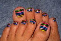 pretty nails / by Denise Davis