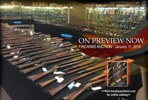 Firearms / Our firearms collection consists of 450+ firearms of all types.