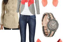 Outfits / by Kim Wawryk