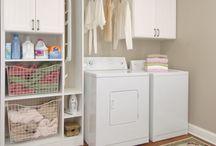 Laundry / Walk In Closet