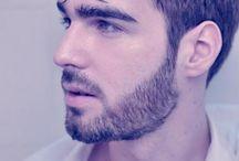 facial hair...