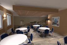 Architecte interieur hotels Finistere / Réalisation de plans et travaux pour la construction ou la rénovation des hôtels en Bretagne par Ad Hoc Concept à #Brest https://www.facebook.com/adhocconcept.architecture/