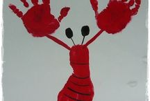 Handprint Crafts / by Crafty Guides