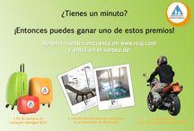 Concursos y Promociones REAJ / ¡Participa en nuestros concursos y gana premios!