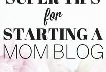 Mum Blog Inspiration