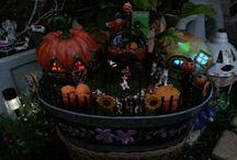 faery Halloween house