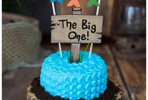 boys first birthday party ideas