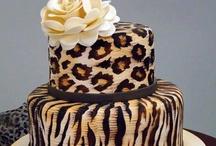 Animal Print Cake 3