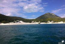 Buzios, Cabo Frio e Arraial