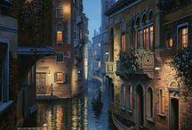 ° Venice, my heart!!~