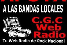 CGCWebRadio / CGCWebRadio #SóloRockNacional Donde Vive el Rock Nacional de Almendra, Manal y Los Gatos a Nuestros Días