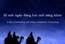 Vietnamese quotes / Get to know more about vietnamese proverbs and quotes