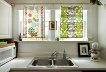 Home Decor - Curtains / Curtails make the room