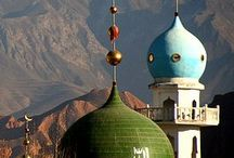 chrámy kostely mešity katedrály